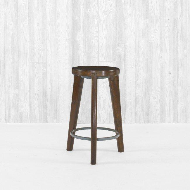 121: Pierre Jeanneret stool