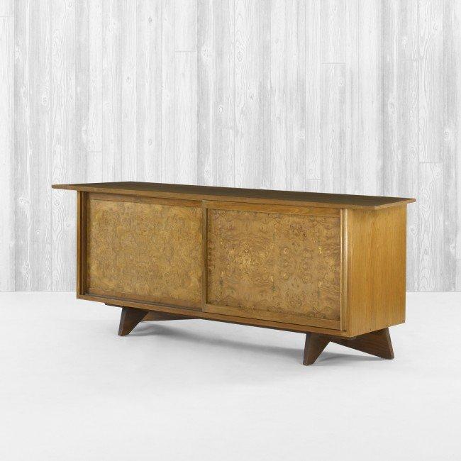 143: George Nakashima Origins cabinet, model 205