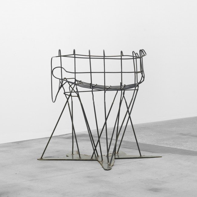 101: Franz West Aus Dem Arrangement chair