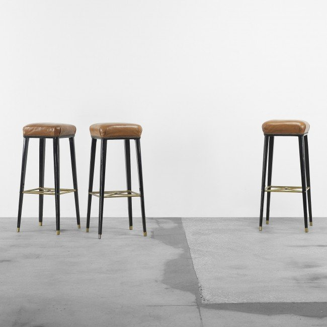 120: Jansen stools, set of three