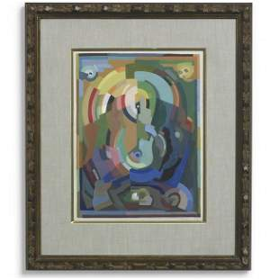 145: Albert Gleizes Composition