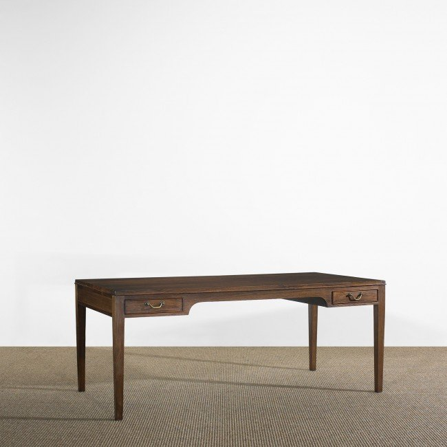 108: Frits Henningsen coffee table