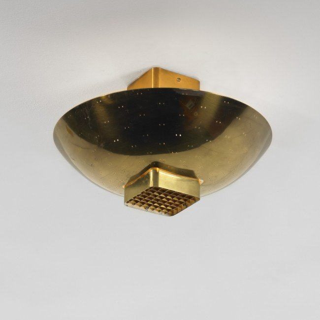 110: Paavo Tynell ceiling light