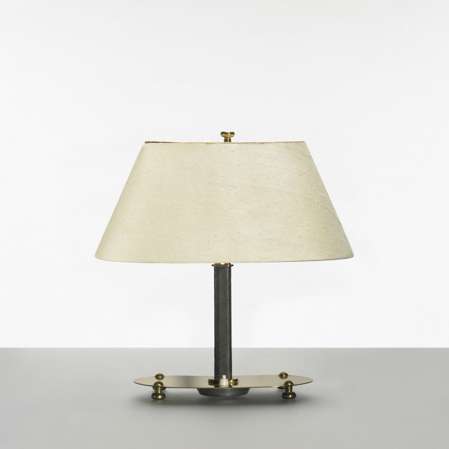 115: Josef Frank table lamp, model 2388