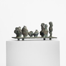 101: Harry Bertoia untitled (Directly Formed Bronze)
