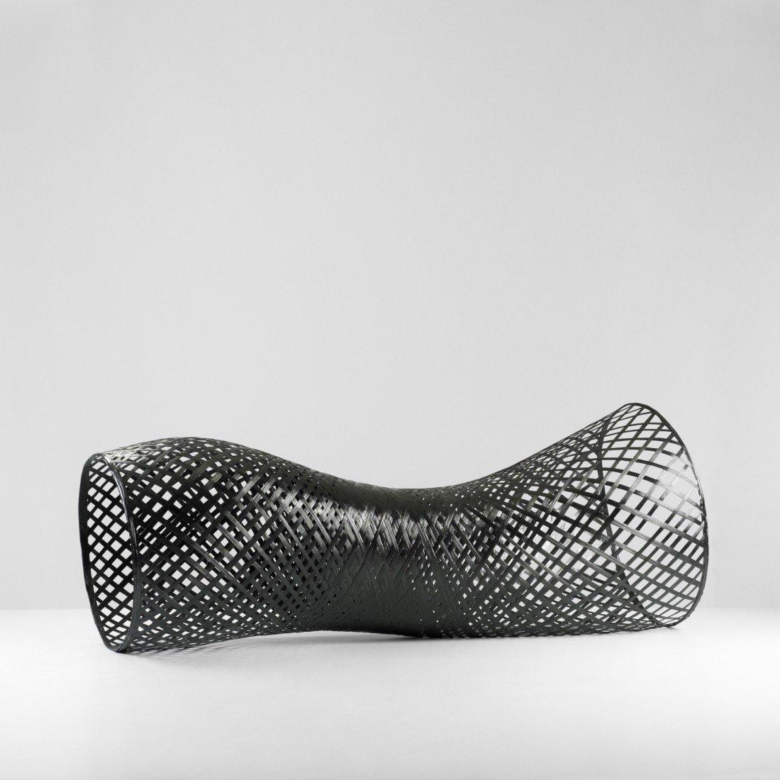 114: Mathias Bengtsson Spun chaise lounge