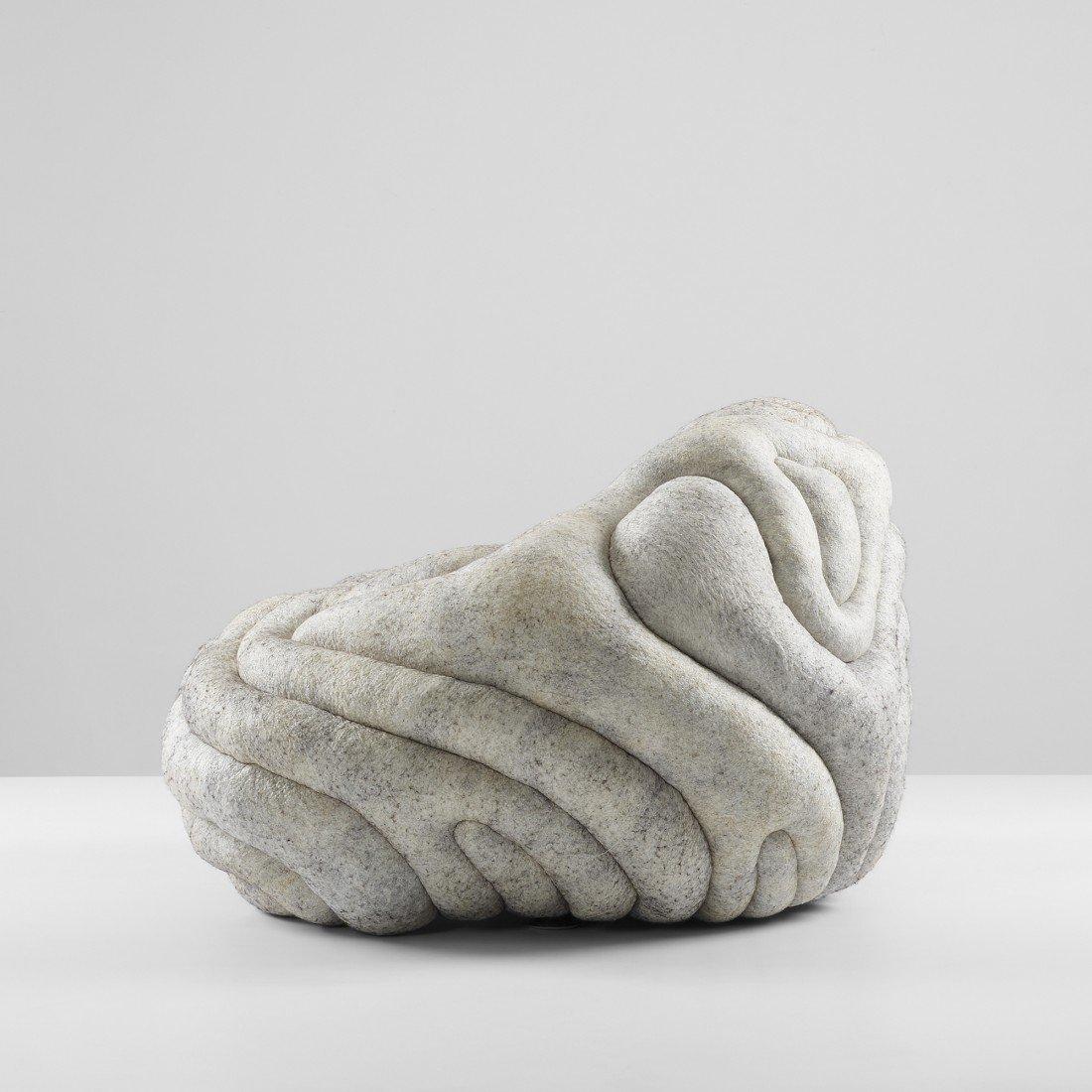 117: Ayala Serfaty Blanco Cristal chair