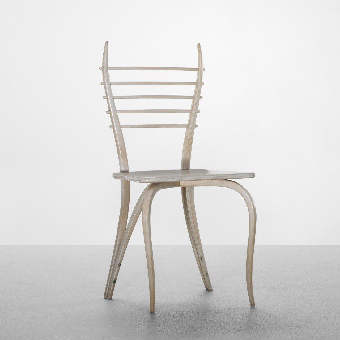 120: Elizabeth Garouste and Mattia Bonetti Lyre chair