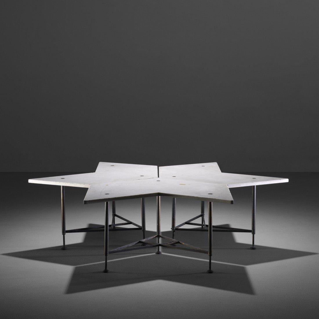 179: Gio Ponti important set of coffee tables