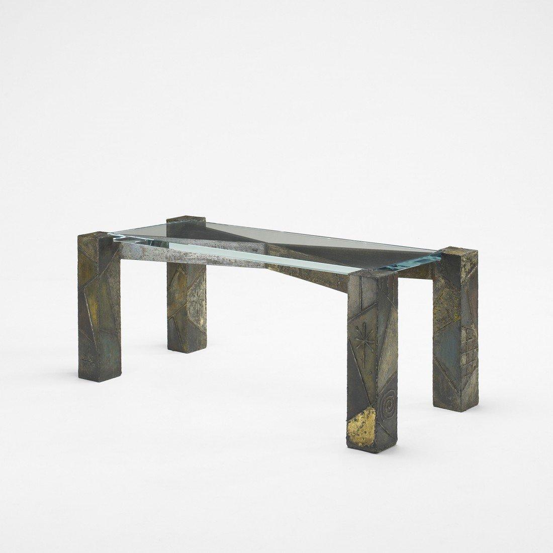 100: Paul Evans coffee table