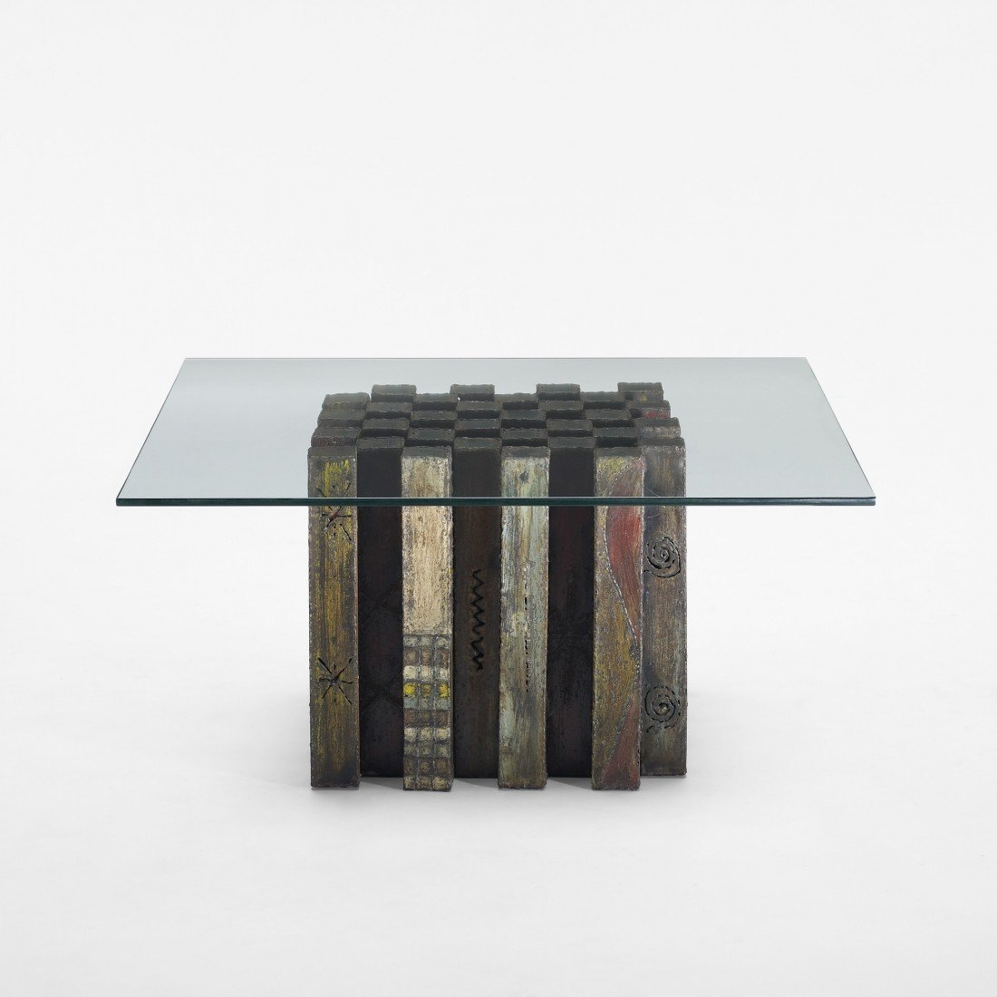 104: Paul Evans coffee table