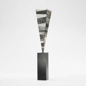 Paul Evans Argente Sculpture