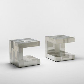 Paul Evans Cityscape Tables, Model PE 222