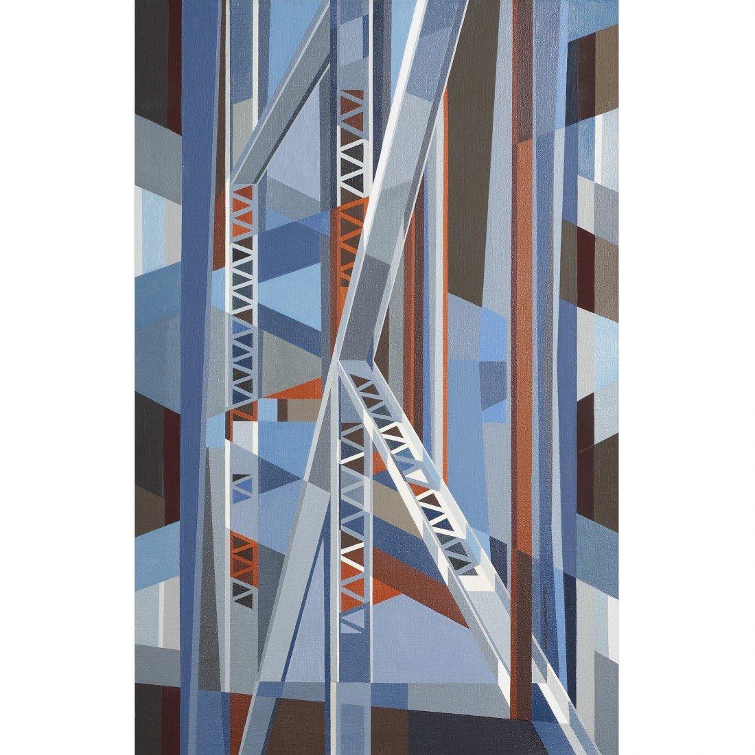 156: Edmund Lewandowski Structural Steel System