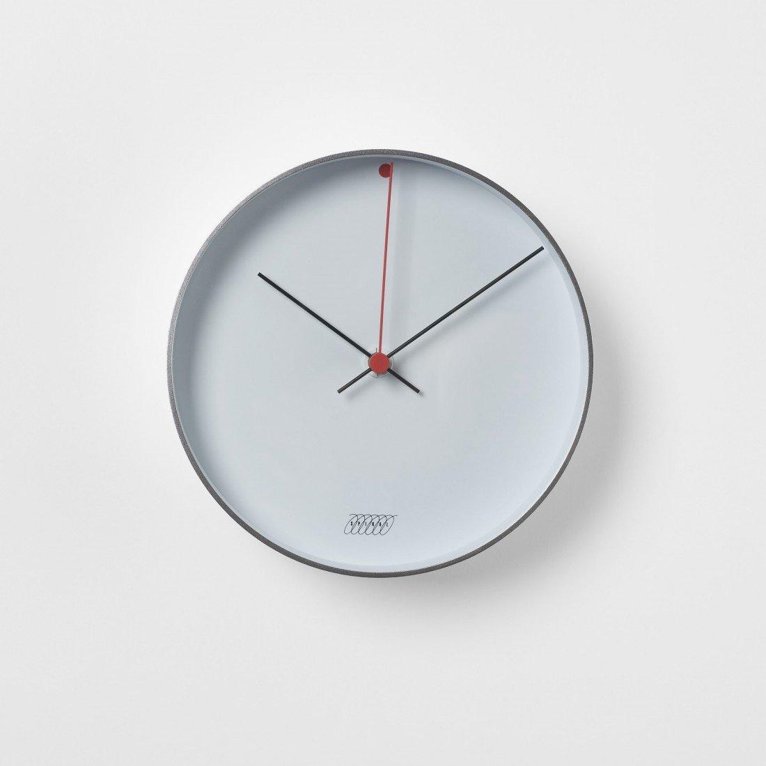 160: Shiro Kuramata Spiral clock