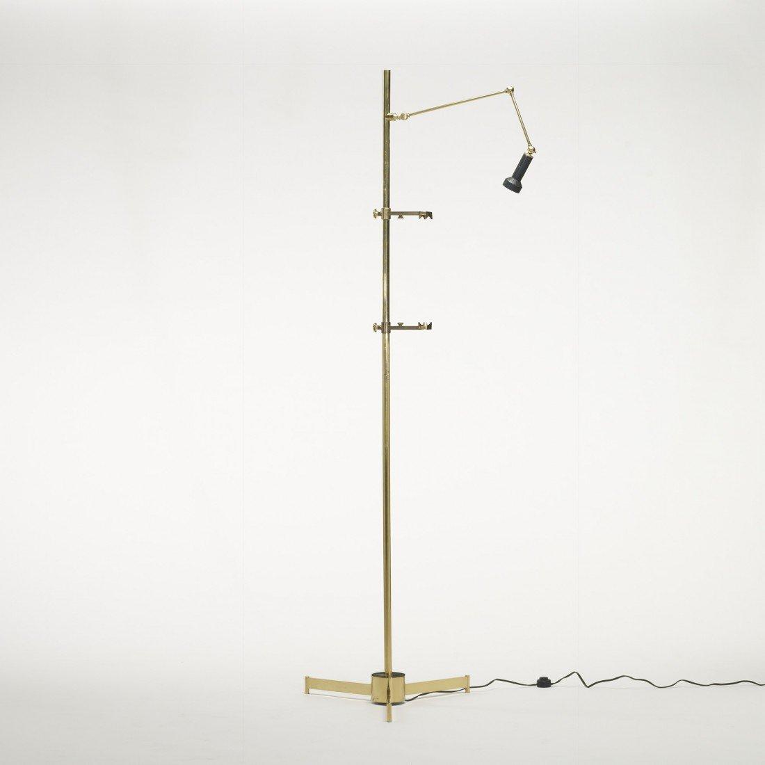 125: In the manner of Arredoluce easel lamp