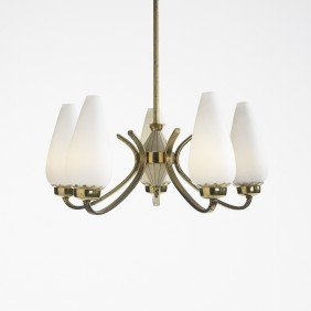 Ansgar Fog And E. M�rup Chandelier