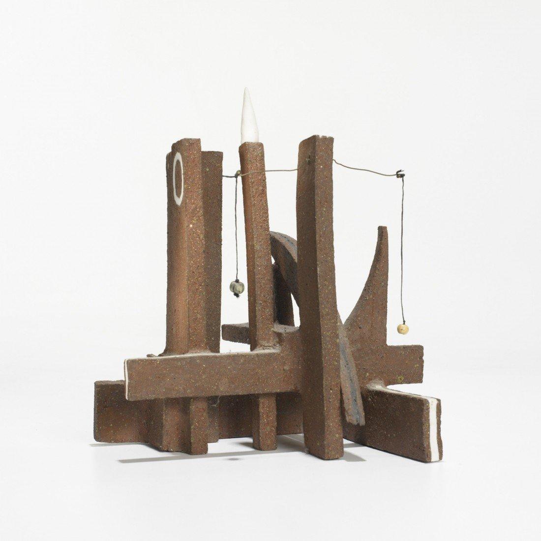 225: Bruno Gambone sculpture