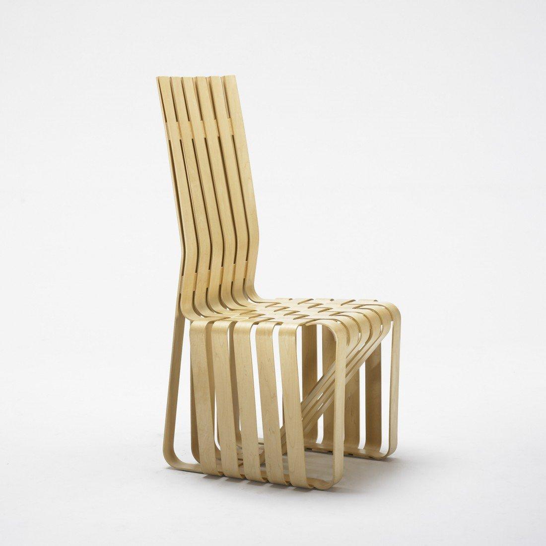 233: Frank Gehry High Sticking chair