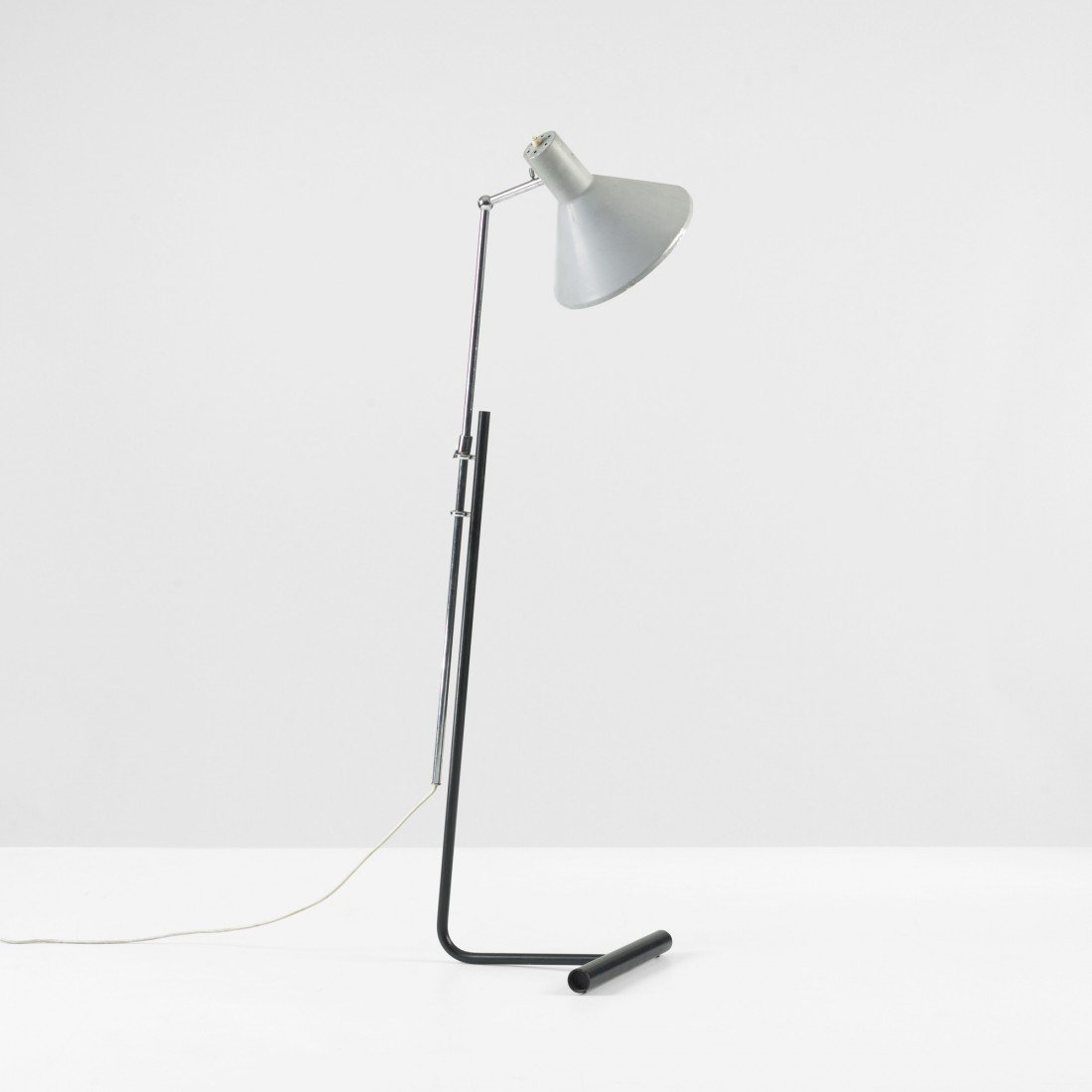 471: Gino Sarfatti adjustable floor lamp