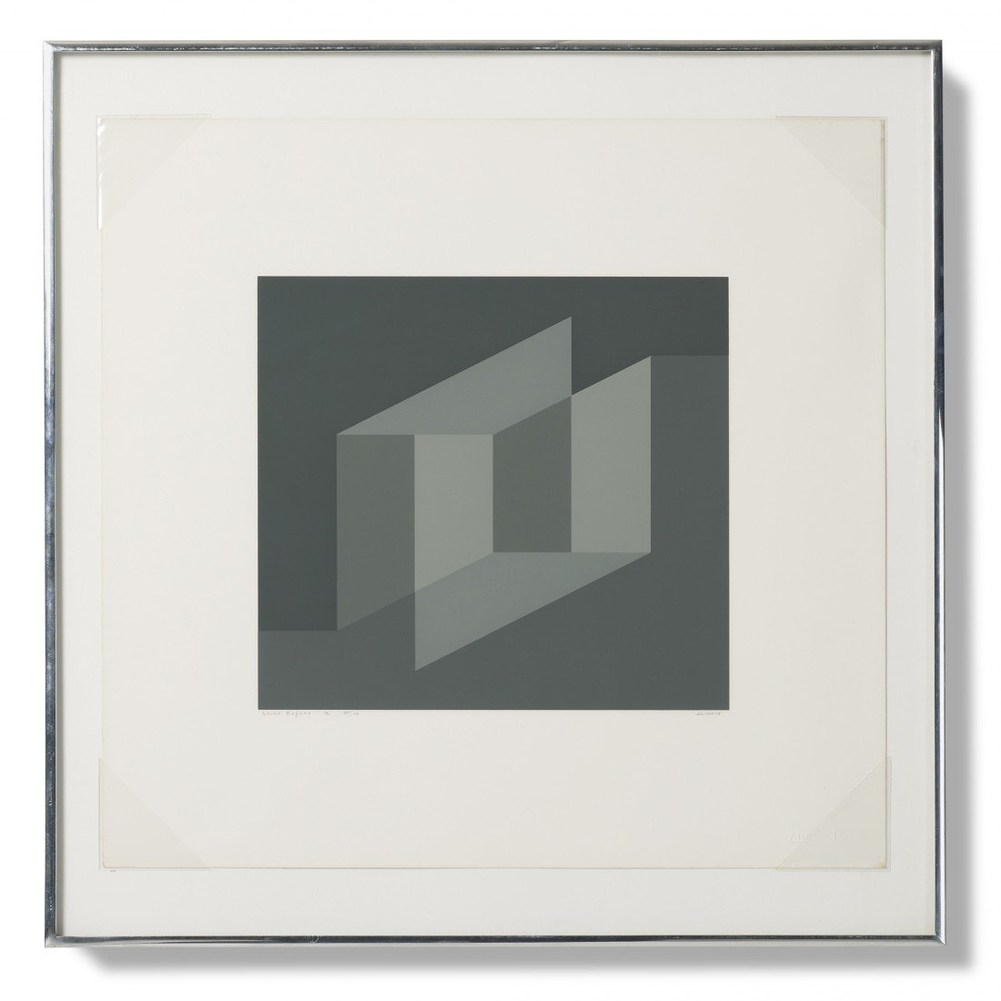 112: Josef Albers Never Before a