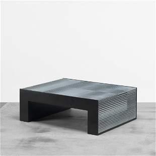 Lorenzo Burchiellaro coffee table