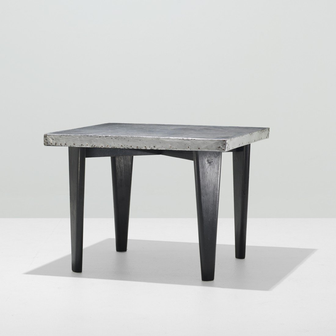 118: Pierre Jeanneret dining table