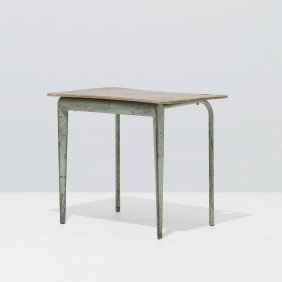 Jean  Prouv� Maternelle Table, No. 804