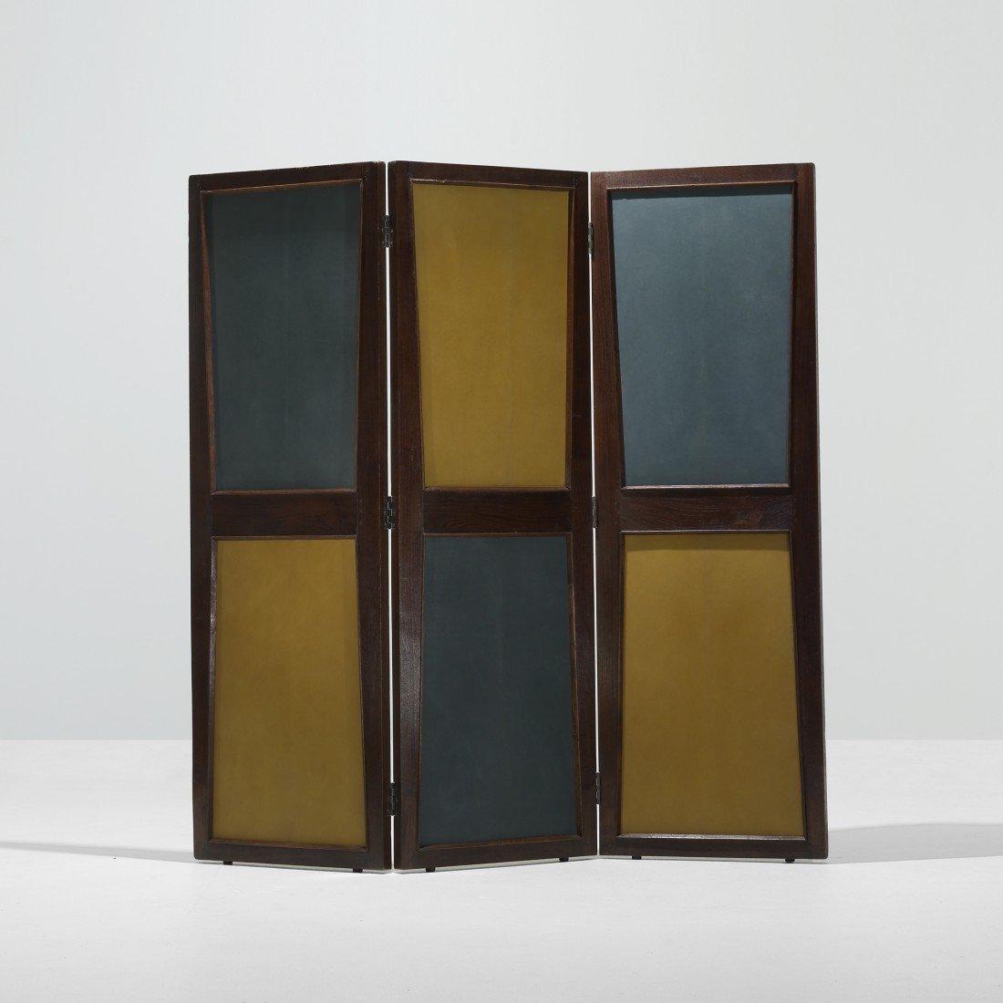 125: Pierre Jeanneret folding screen