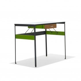 George Nelson & Associates Steelframe Desk
