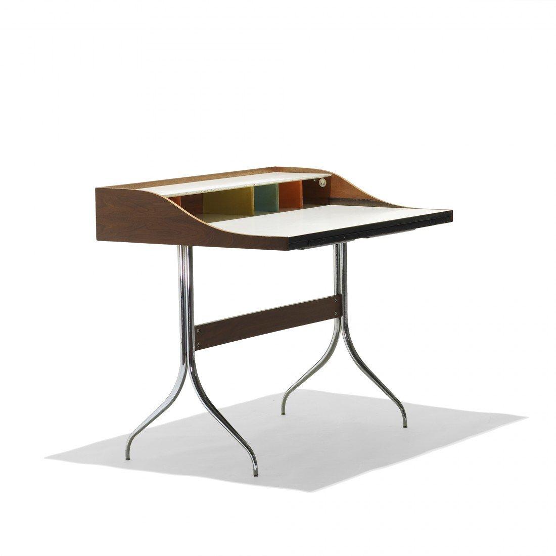 143: George Nelson & Associates Swaged-Leg desk