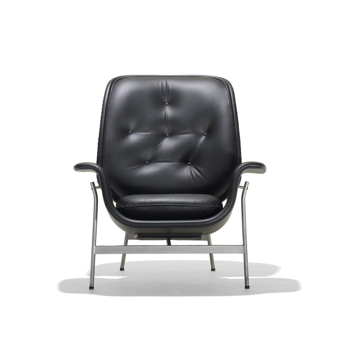144: George Nelson & Associates Kangaroo chair