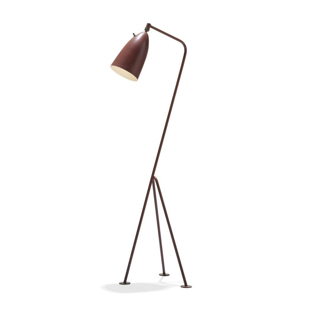 145: Greta  Magnusson Grossman Grasshopper floor lamp