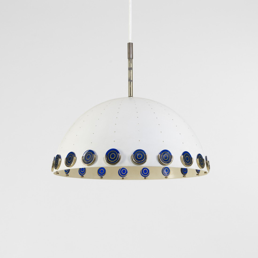 189: Angelo Lelli Murina chandelier, model 13081