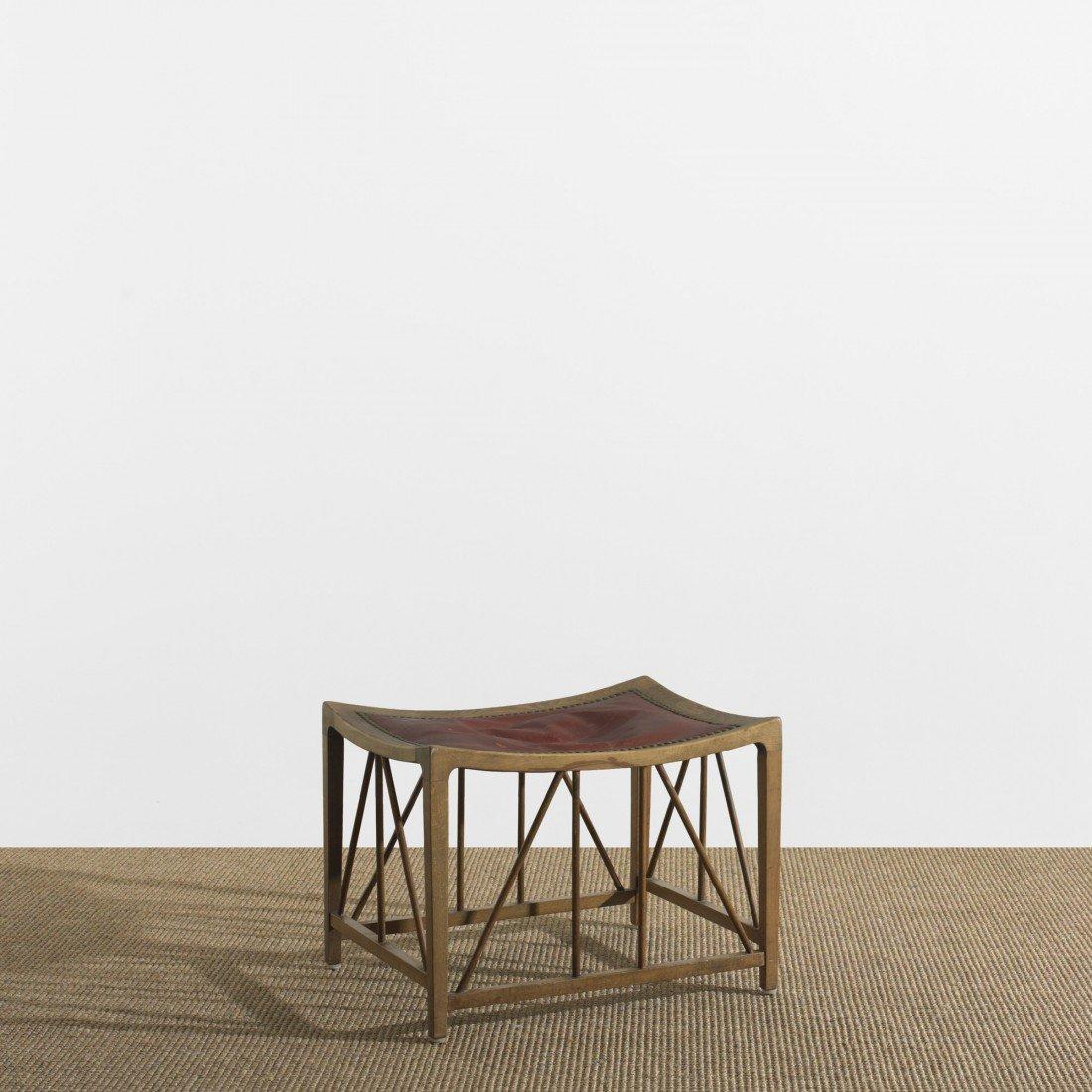 102: Josef Frank Egyptian stool