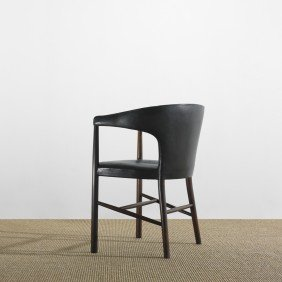 105: Jacob Kjaer armchair, model B-48