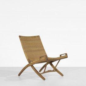 Hans Wegner Folding Chair