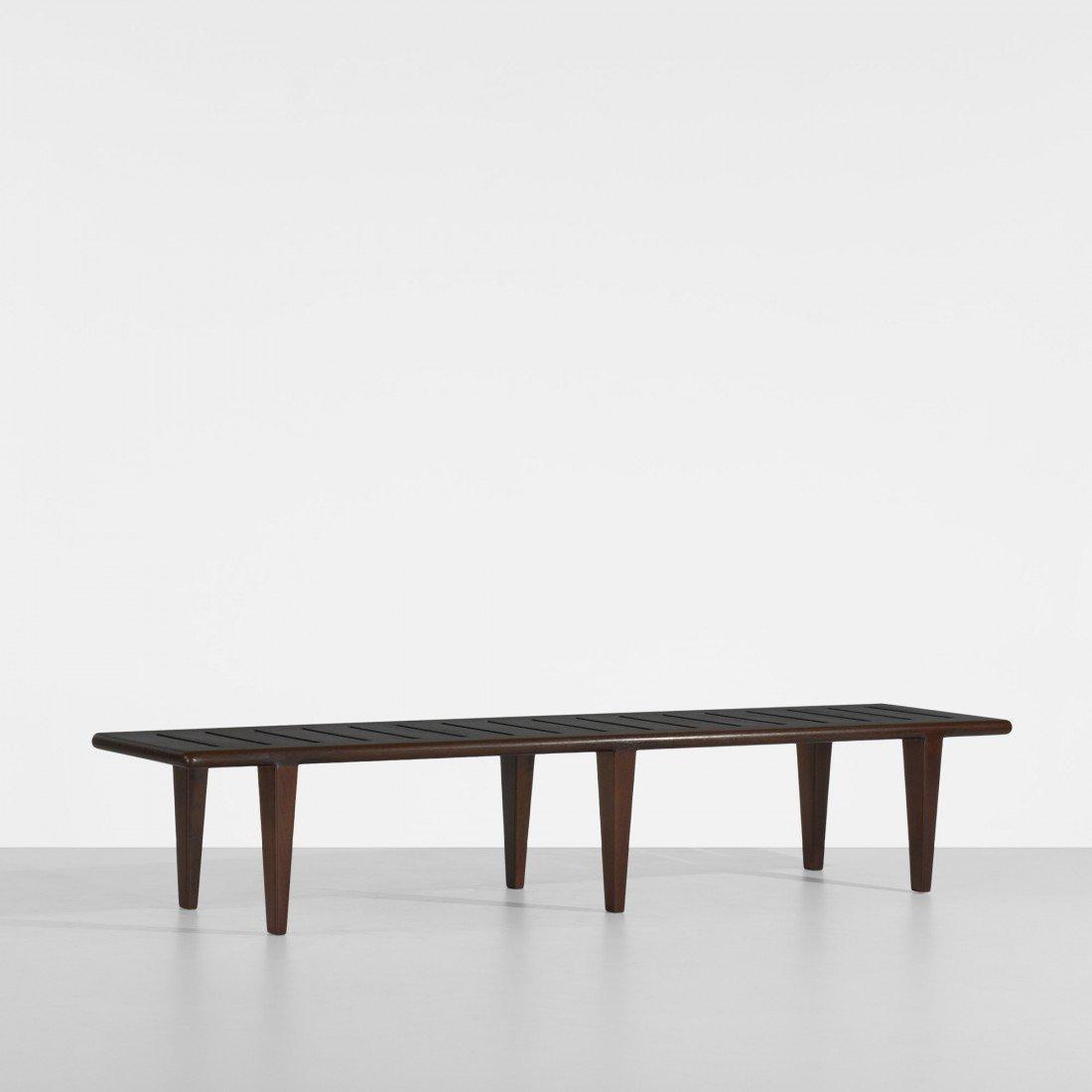 118: Hans Wegner bench