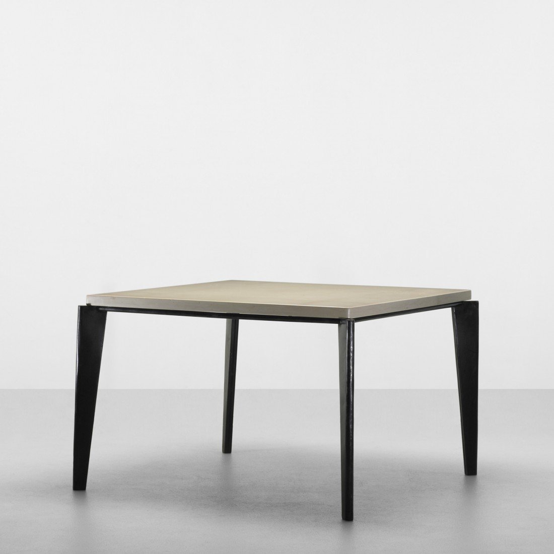 106: Jean  Prouvé dining table
