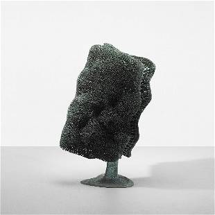 127: Harry Bertoia untitled (monumental Bush form)