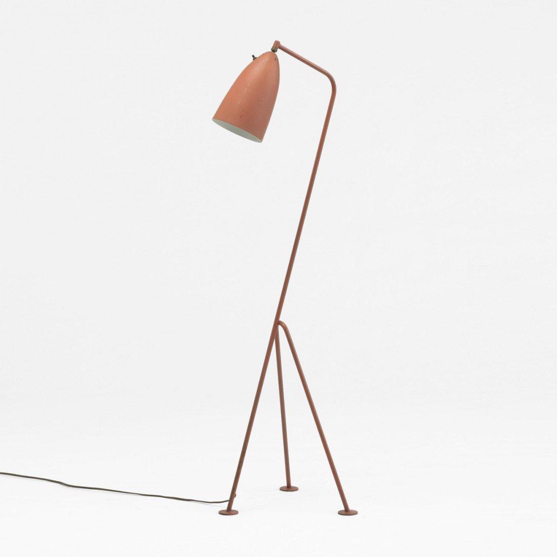100: Greta  Magnusson Grossman Grasshopper floor lamp