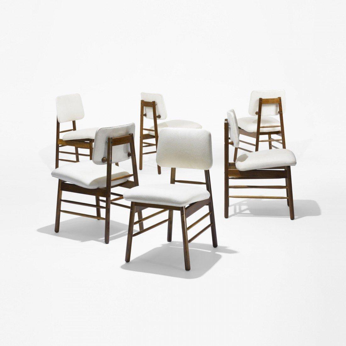 103: Grossman dining chairs, set of six