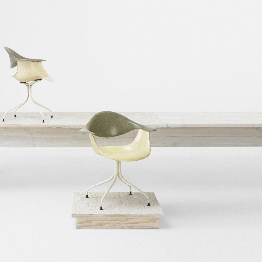 119: George Nelson & Associates DAFs, pair