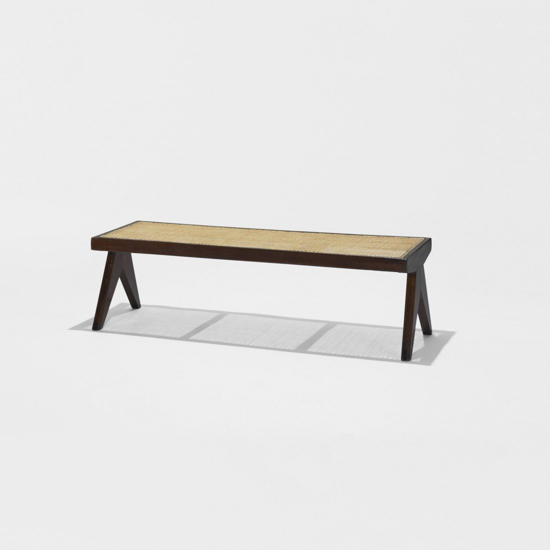 163: Pierre Jeanneret bench