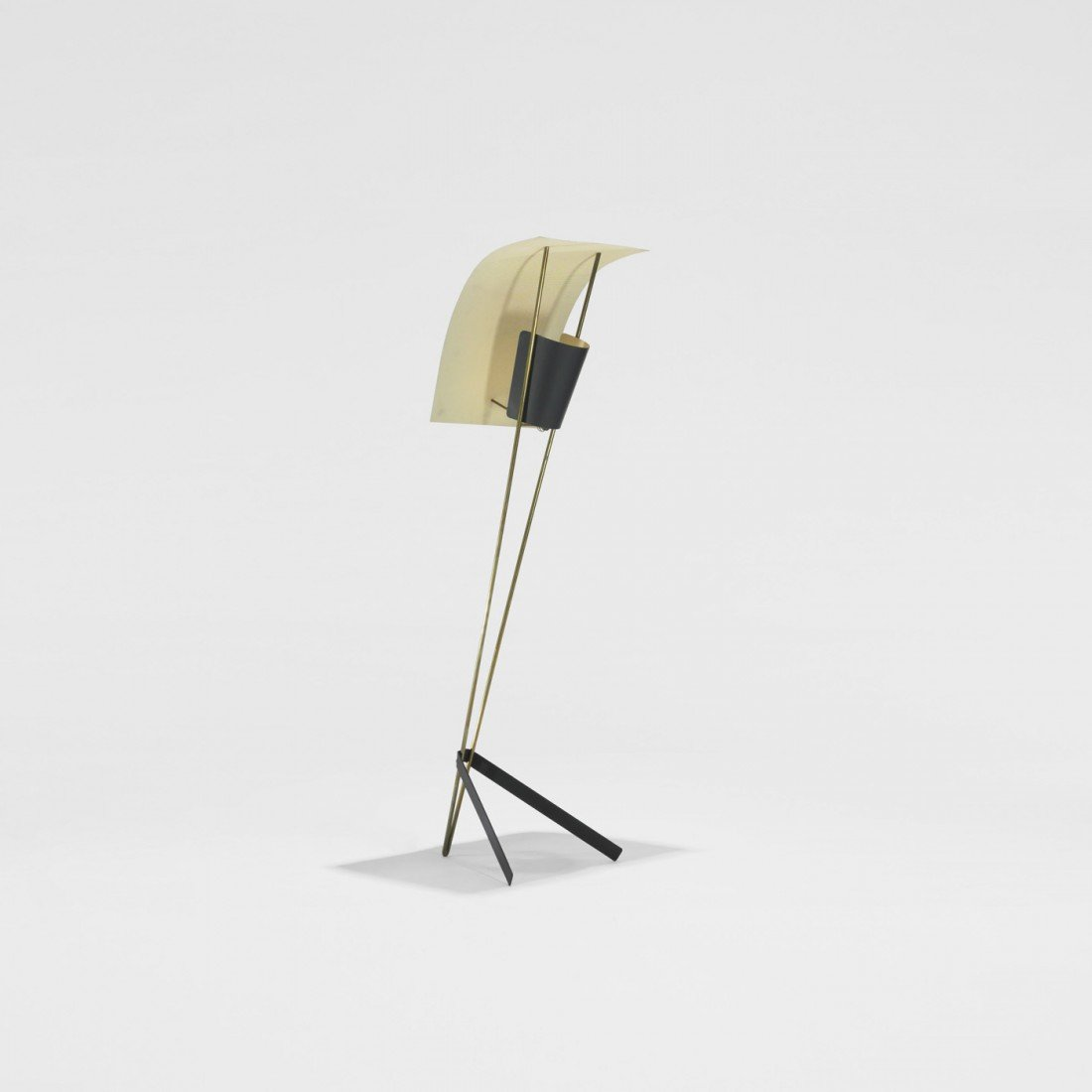 168: Pierre Guariche Kite floor lamp