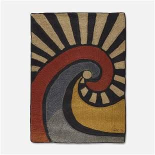 After Alexander Calder Swirls