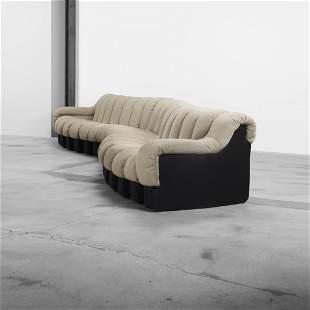 Berger, Peduzzi-Riva & Ulrich DS 600 Organic sofa