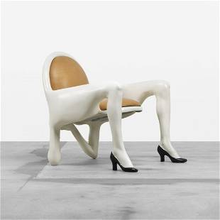 230: Anthony Redmile Body chair