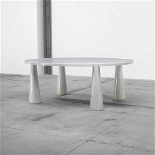 273: Angelo Mangiarotti dining table