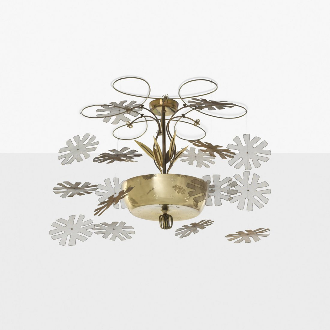 105: Paavo Tynell chandelier